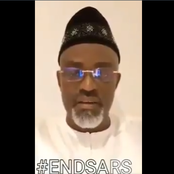 Northern Elder Withdraws Statement, Apologizes For Asking Buhari To Use Force On Protesters [VIDEO]