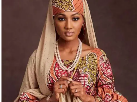Check out 12 Pictures of President Buhari's daughter, Zahra