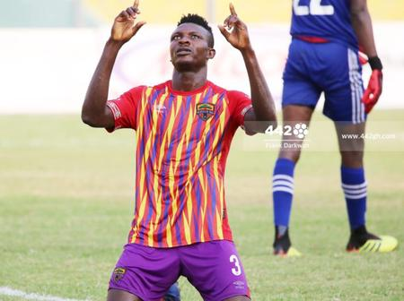 Victor Aidoo Deserves Black Stars Call Up - Accra Hearts Of Oak Supporters Demand