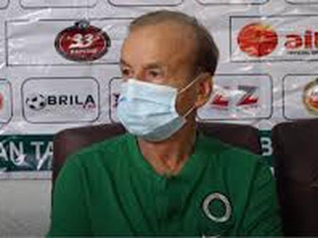 Gernot Rohr and Troost Ekong confident of victory in Freetown.