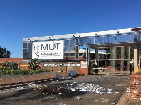 MUT staff demands salary increase & students want better registration process