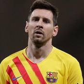 Barcelona paying the price for not letting Messi leave as the player is left out of the squad