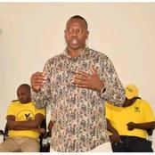 Meet Deputy President William Ruto's Little Known Look-Alike Brother, David Samoei Ruto