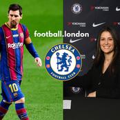 Chelsea To Make Lionel Messi Transfer Decision, Telegraph Reveals Marina Granovskaia Plan