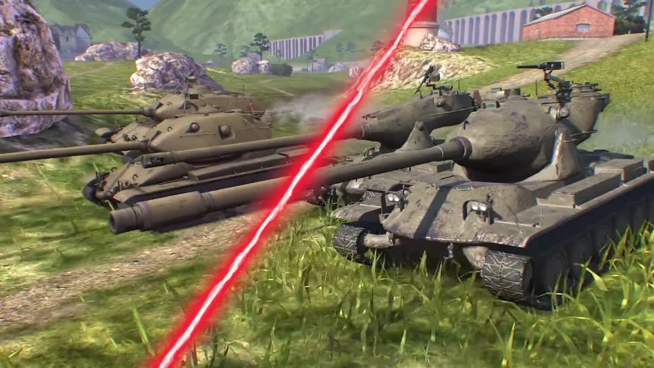 Trailer - World of Tanks Blitz : Update 8.0 mit grafischen Verbesserungen