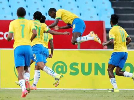 Mamelodi Sundowns Perfect Record in Champions League has Ended