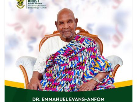 Sad News Hit Ghana Today As The Oldest Medical Doctor Dies