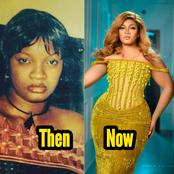 Checkout How These 24 Nigerian Celebrities Have Transformed Over The Years(Past And Recent Look)