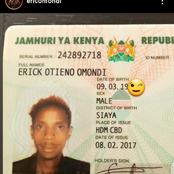 'Sio Wengi Wana Hii Nguvu' Erick Omondi Told After Sharing This