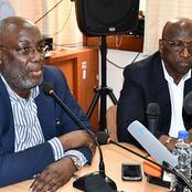 Fin de mandat de Sidy Diallo : une menace réelle pour la candidature de Jacques Anouma à la CAF