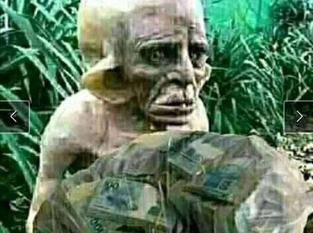 Tokolosi caught on camera bringing money to it's owner in Welkom (fiction)