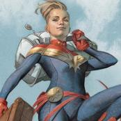 10 Most Powerful Female Characters In Marvel Comics.