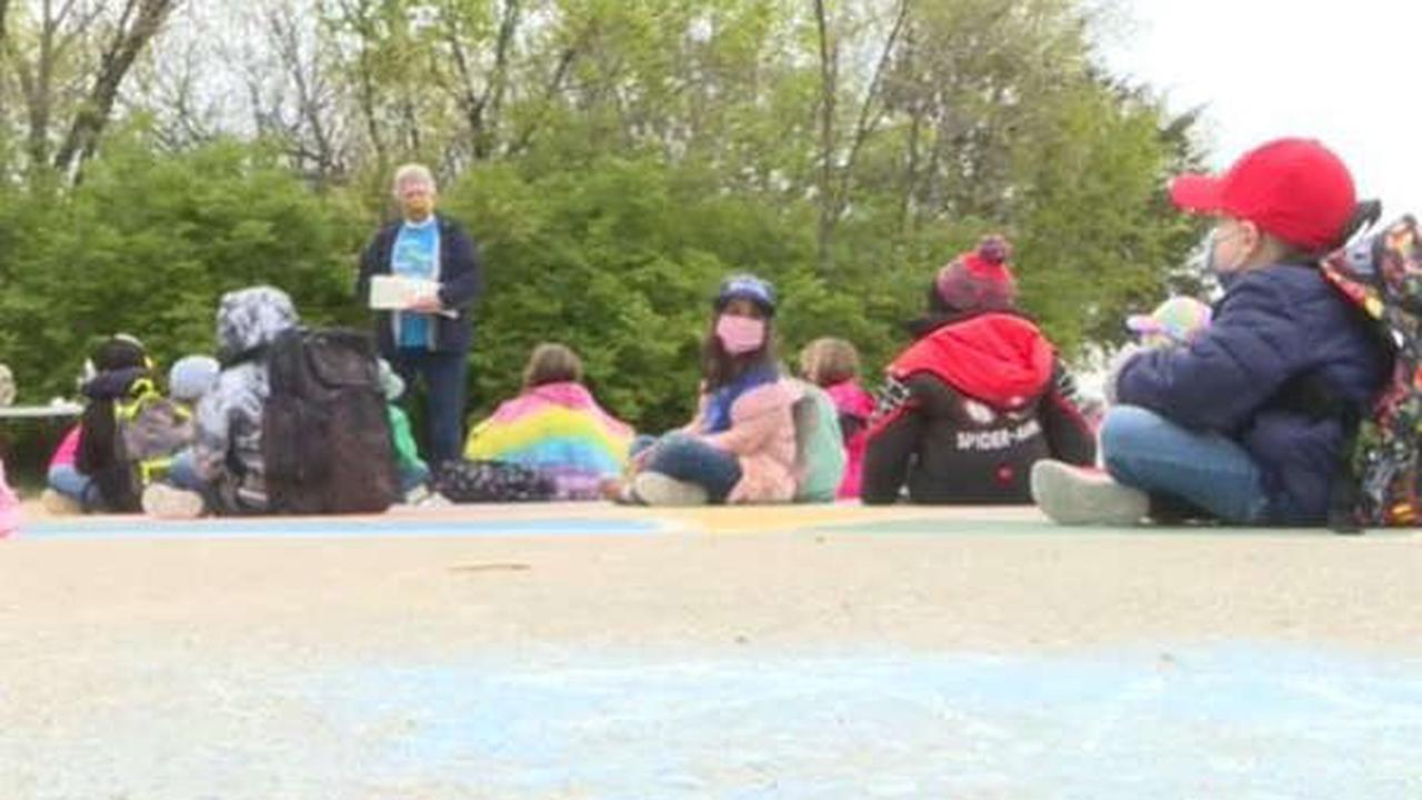 Earth Day tradition continues at Earhart Elementary School