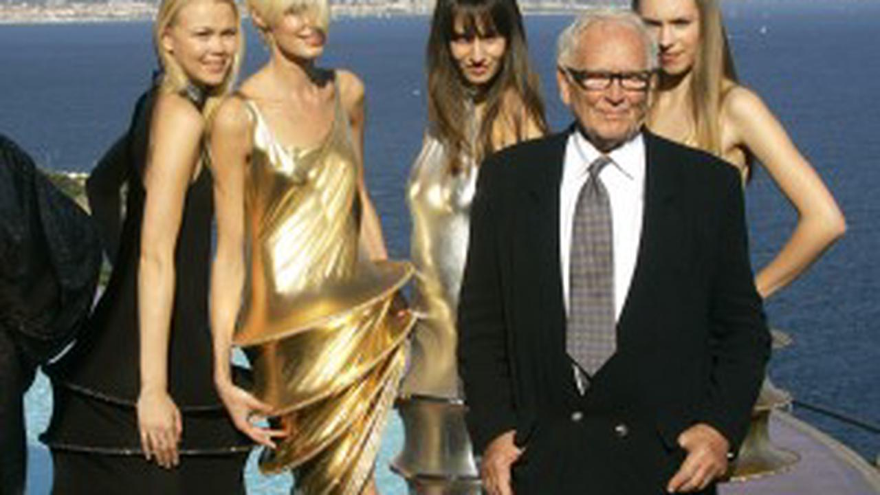 French Fashion Icon Pierre Cardin Dies at 98