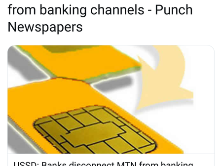 USSD: Banks Vs MTN, What you should know.