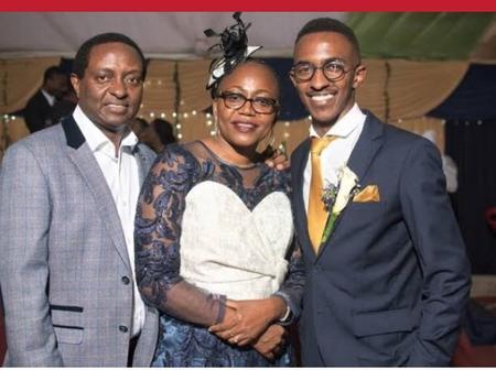 Media Personality Rev Lucy Wangunjiri Church and Family