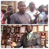 Sunday Igboho must seek protection from court to prevent police arrest - Lawyer Ozekhome