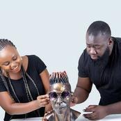 Mwenye Amefanya Hivi Uekewe Ulinzi, Netizens Reacts After A Fan Did This For Eric Omondi