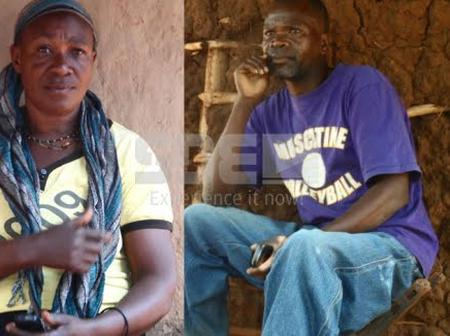 Meet Kenyan Man Who Married His Mother In-Law
