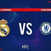 Demi-finales de la league des champions : les chiffres des confrontations entre Real et Chelsea