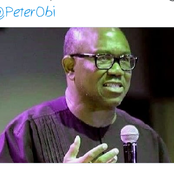 Reactions of Nigerians On The Speculations About Peter Obi's Intention To Be The Next Nigerian President