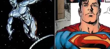Silver Surfer Vs. Superman: Which One Is More Powerful?