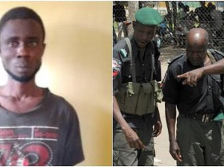 A 28-year-old Nigerian man kills his wife and 4-year-old child with a shovel in Anambra State