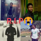 RIP: See why People are Blaming Police after a Tech Guy was shot while he was going home(See Photos)