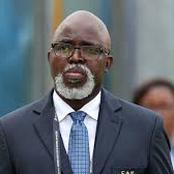 Reactions As Pinnick Said He Sees Nothing Wrong With Super Eagles Traveling To Benin On Boat