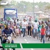 Législatives Dabakala/Jean Louis Billon: voici ce qu'il a provoqué dans la ville, hier