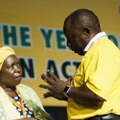 President Ramaphosa To Discipline Minister Nkosazana Dlamini - Zuma ?