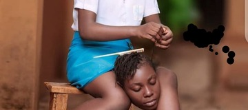 The Day I Found Out How My Daughter Use To Fix Her Hair, I Fainted (Fiction)