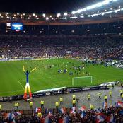 Check out top five(5) best football stadium in Europe (see photos)