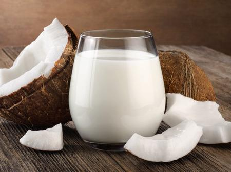 Homemade Coconut Milk Recipe [Only 2 Ingredients Needed]
