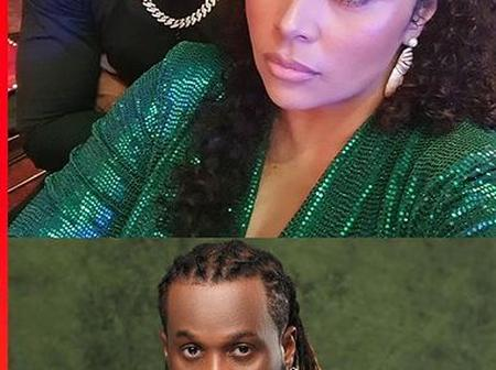 """""""Almost at 50 & still doing this shit"""" Paul Psquare blast his twin brother wife. See fans reaction"""