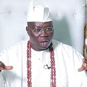 Gani Adams Speaks On Restructuring Of Nigeria And Oduduwa Republic