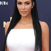See White Female Celebrities Rocking Braided Hair!