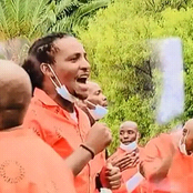 Video of imprisoned Kwaito star Brickz Video of imprisoned Kwaito star Brickz  caught singing with different prisoners in jail