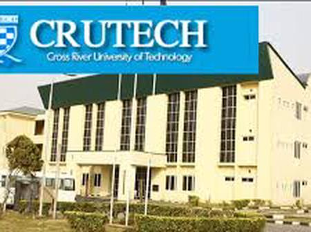 CRUTECH Releases Supplementary Admission Form, 2021/2022 Session.