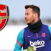 Reports: Barcelona goalkeeper Neto will move to Arsenal only if he is guaranteed a starting spot