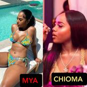 Between The Girl Davido Was Seen With And Chioma, Who Is More Beautiful?