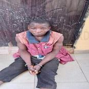 25-year-old man was arrested in Edo yesterday, read what he did to his boss that led to his arrest