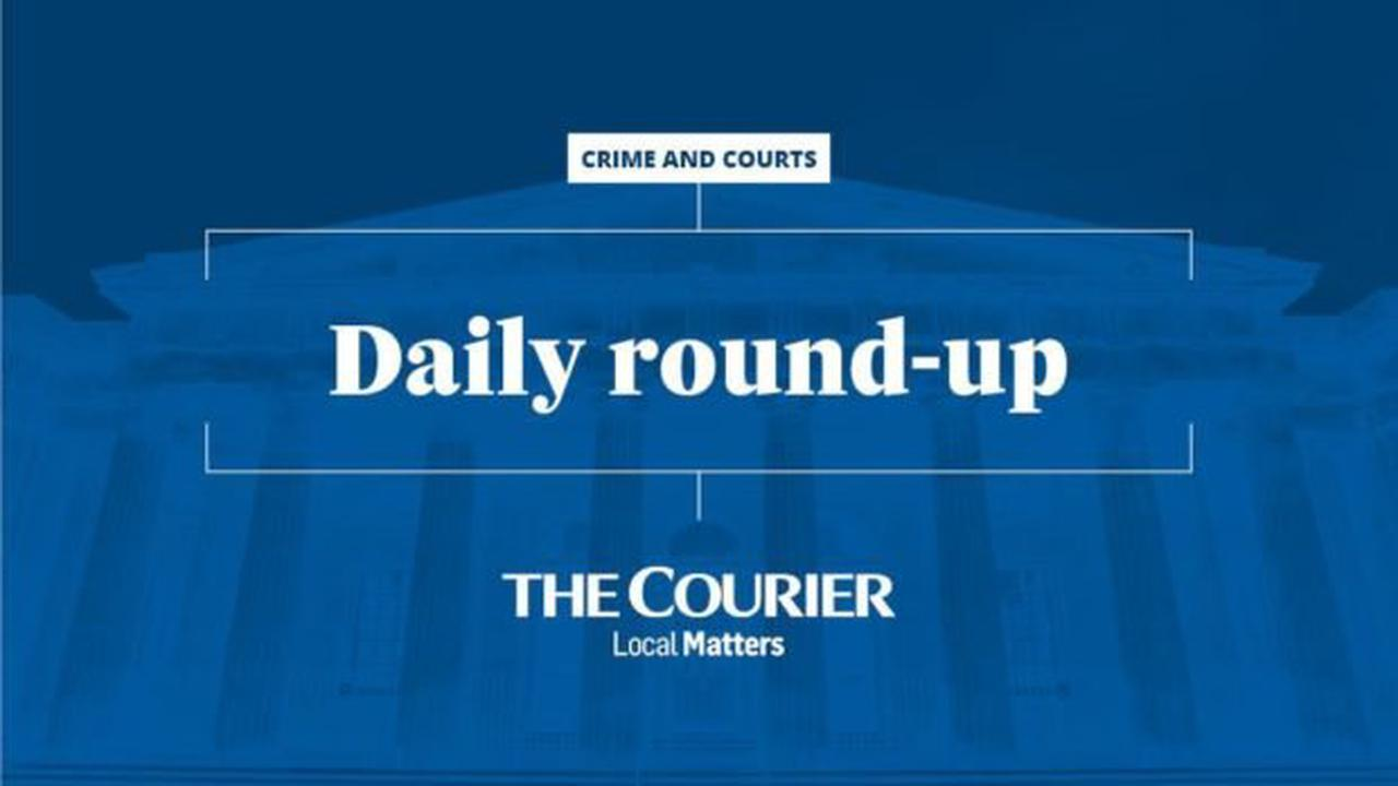 Monday court round-up