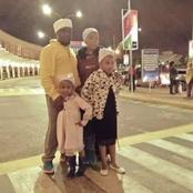 Last Photo of Akorino Star Allan Aaron With Family Emerges Online After Wife's Confession