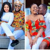 Checkout The Latest Pre-wedding Ankara And Kente Outfits For African Couples 2021 (Photos)