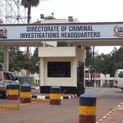 The DCI Warns The Public Against Purchase of Goods From Dealers With no Physical Location