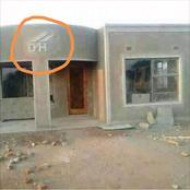 What is this? Why is this house a Daniel Hector? Limpopo never seem to stop to amaze people