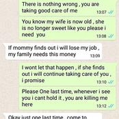 Wife collapses after seeing Whatsapp chat between The maid and her husband / opinion