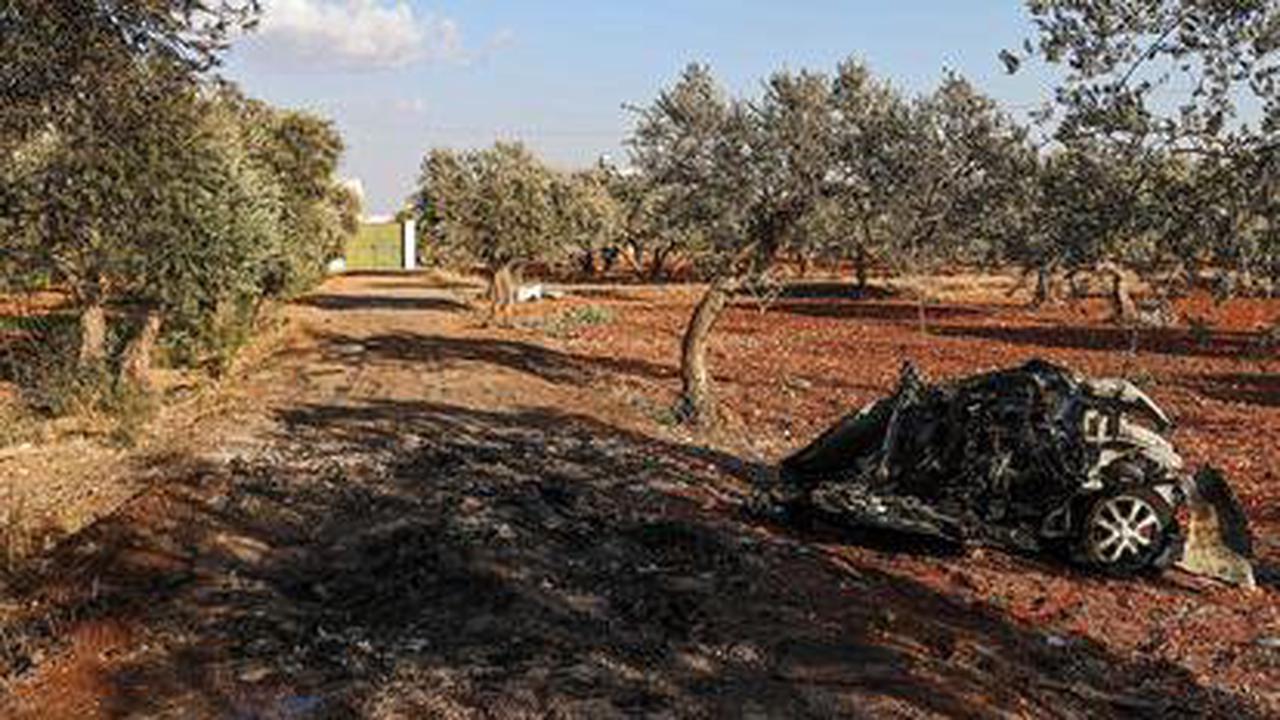 Syrie: deux commandants djihadistes tués par un drone américain dans le Nord-Ouest