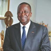 Législatives : depuis sa convalescence, Ahoussou Jeannot prend position, ce qu'il souhaite au RHDP